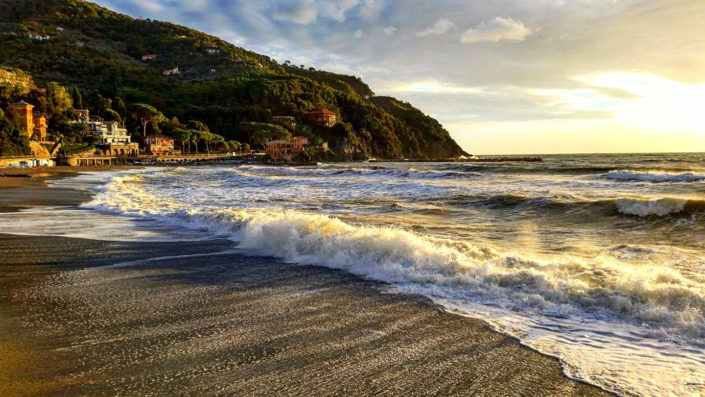 autumn in Levanto